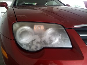 YOUR HEADLIGHTS BEFORE